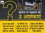 मोदी के सलाहकार का दावा- मई मध्य तक आएगा दूसरी लहर का पीक, जून अंत तक रोजाना आने वाले केस घटकर 20 हजार हो जाएंगे|देश,National - Dainik Bhaskar
