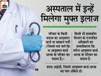 आयुष्मान कार्ड नहीं है तो खाद्यान पर्ची भी चलेगी; गजेटेड अफसर से प्रमाणित कराने पर अस्पतालों में मिलेगा फ्री इलाज|मध्य प्रदेश,Madhya Pradesh - Dainik Bhaskar