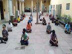 2944 लोगों से 4 लाख 68 हजार रुपए का जुर्माना वसूला|जयपुर,Jaipur - Dainik Bhaskar