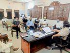 मिनी लॉकडाउन के कारण हो रहे नुकसान पर दुकानदार एसोसिएशनों की डीसी से बैठक; डीसी लेंगे फैसला अमृतसर,Amritsar - Dainik Bhaskar