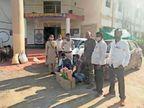 दावा- बॉर्डर सील, सच- महाराष्ट्र से रोजाना पहुंच रही शराब, पुष्टि-7 दिन में 20 से अधिक तस्कर गिरफ्तार|राजनांदगांव,Rajnandgaon - Dainik Bhaskar