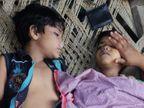 कार के अंदर दम घुटने से 4 बच्चों की मौत, एक गंभीर; खेलते-खेलते गाड़ी में जाकर बैठ गए थे, ऑटोलॉक हुए गेट उत्तरप्रदेश,Uttar Pradesh - Dainik Bhaskar