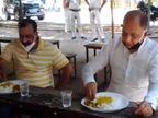 विधायक जी गए थे औचक निरीक्षण करने और खुद बैठकर भोजन करने लगे, पूछा तो बोले- क्वालिटी चेक कर रहे हैं|बिहार,Bihar - Dainik Bhaskar