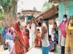 वैक्सीन का विरोध, नपुंसक बनाने की अफवाह के चलते भानुप्रतापपुर के कई गांव के लोग नहीं लगवा रहे वैक्सीन; टीम परेशान छत्तीसगढ़,Chhattisgarh - Dainik Bhaskar