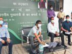 झारखंड में पोर्टल व एप से मिलेगी बेड की जानकारी, ऑनलाइन बुक भी करा सकेंगे रांची,Ranchi - Dainik Bhaskar