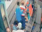 अस्पताल में लगी आग; परिजन कोरोना मरीज को ऑक्सीजन हटाकर बाहर ले गए, मौत|जयपुर,Jaipur - Dainik Bhaskar