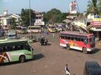 सरकारी बस स्टैंड से 87 में चल रही सिर्फ 3 बस, पूर्णिया काे छाेड़ सभी रूटों की हुई बंद|भागलपुर,Bhagalpur - Dainik Bhaskar