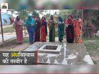 गोरखपुर में 5 दिन से हो रही 'कोरोना माई' की पूजा, महिलाएं जल चढ़ाकर महामारी से निजात दिलाने की प्रार्थना कर रहीं उत्तरप्रदेश,Uttar Pradesh - Dainik Bhaskar