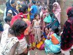 आकाशीय बिजली गिरने से 5 की मौत, रामगढ़ और लातेहार में पेड़ के नीचे गिरे आम को चुनने के दौरान हुआ हादसा रांची,Ranchi - Dainik Bhaskar