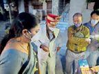 गाजे बाजे के साथ बारात निकालना पड़ा महंगा, 25 हजार जुर्माना वसूला|अजमेर,Ajmer - Dainik Bhaskar