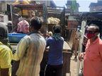 भोपाल में कर्फ्यू की उड़ रही धज्जियां; पुराने शहर में चल रही चिकन मटन से लेकर हर सामान की दुकानें, अब कार्यवाही भोपाल,Bhopal - Dainik Bhaskar