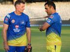 IPLके दौरान पॉजिटिव हुए CSK के बैटिंग कोच माइकल हसी निगेटिव होने के बाद फिर पॉजिटिव हो गए हैं; कुछ दिन और चेन्नई में रूकेंगे|IPL 2021,IPL 2021 - Dainik Bhaskar