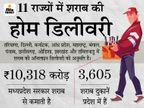 नई आबकारी नीति में शराब की होम डिलीवरी का प्रस्ताव; भोपाल, इंदौर, ग्वालियर और जबलपुर से शुरू करने की तैयारी, मोबाइल ऐप का भी जिक्र मध्य प्रदेश,Madhya Pradesh - Money Bhaskar