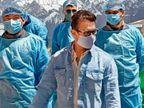 आमिर खान लद्दाख में 'लाल सिंह चड्ढा' की शूटिंग रखेंगे जारी, वॉर सीक्वेंस डायरेक्ट करेंगे परवेज शेख; ऋतिक कई तरीकों से कर रहे जरूरतमंदों की मदद|बॉलीवुड,Bollywood - Dainik Bhaskar