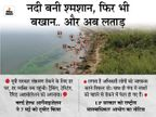योगी सरकार का दावा- गांवों में कोरोना मैनेजमेंट का WHO भी कायल; मानवाधिकार आयोग बोला- गंगा में लाशें बहीं, सरकार फेल|उत्तरप्रदेश,Uttar Pradesh - Dainik Bhaskar