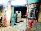 लगातार दुकान बंद होने से था परेशान, दुकान में जाकर फंदे पर झूला, मौत|ग्वालियर,Gwalior - Dainik Bhaskar
