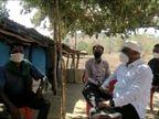 चौक पर बैठी दुल्हन को महिला थाना प्रभारी ने मारी थी लात जिसके बाद भड़के थे ग्रामीण, किया था पुलिस से विवाद|छिंदवाड़ा,Chhindwara - Dainik Bhaskar