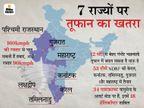 कर्नाटक के 6 जिलों में असर, 4 की मौत; मुंबई में भारी बारिश के अलर्ट के बाद 580 कोरोना मरीज शिफ्ट किए गए|देश,National - Dainik Bhaskar