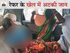 बीमार पत्नी को लेकर सदर अस्पताल पहुंचा तो मायागंज किया रेफर, वहां बोला गया- यहां तो सिर्फ कोविड का इलाज हो रहा, सदर ही ले जाइए बिहार,Bihar - Dainik Bhaskar