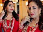 गीता कपूर ने शेयर की 'सुपर डांसर' के सेट से फोटो, देखते ही सोशल मीडिया यूजर ने पूछा- मां की मांग में सिंदूर, मां की शादी कब हुई?|टीवी,TV - Dainik Bhaskar