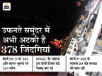 नौसेना ने कहा- बार्ज P-305 से 188 लोगों को रेस्क्यू करके मुंबई तट पर लौटा INS कोच्चि, 59 की तलाश जारी|महाराष्ट्र,Maharashtra - Dainik Bhaskar