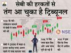 NSE के को-लोकेशन मामले में 6 हजार करोड़ पर रोक हटाई, 5 सालों से सेबी ने रोक लगाई थी बिजनेस,Business - Money Bhaskar