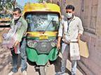 पुलिसकर्मियों की बदसलूकी; डॉक्टर से बोले- अंग्रेजी झाड़ रहा है, गर्भवती बैंककर्मी की कार पंक्चर की|इंदौर,Indore - Dainik Bhaskar