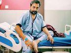 सीने में दर्द के बाद अस्पताल में भर्ती हुए थे 'गैंग्स ऑफ वासेपुर' के डायरेक्टर, डॉक्टर्स ने दी आराम की सलाह|बॉलीवुड,Bollywood - Dainik Bhaskar
