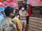 वाराणसी में 27 साल बाद सप्तसागर पुलिस चौकी को मिला अपना भवन; 500 से ज्यादा दवा दुकानें इस इलाके में|वाराणसी,Varanasi - Dainik Bhaskar