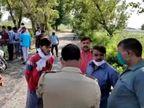 हाथरस में ग्राहक सेवा केंद्र लूटकांड मामले में तीन पुलिसवालों पर गिरी गाज, इंस्पेक्टर, दरोगा-सिपाही हुए सस्पेंड|आगरा,Agra - Dainik Bhaskar