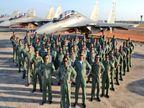 इंडियन एयरफोर्स ने 334 पदों पर भर्ती के लिए जारी किया नोटिफिकेशन, 1 जून से शुरू होगी एप्लीकेशन प्रोसेस|करिअर,Career - Dainik Bhaskar