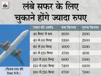 सरकार ने न्यूनतम किराया 13-16% बढ़ाया, 3 घंटे के सफर पर 1100 रुपए ज्यादा खर्च करने होंगे|बिजनेस,Business - Money Bhaskar