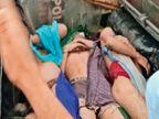 घर से बोलकर गए कि घूमने जा रहे,नहाने चले गए 4 युवक डूबे, ढाई घंटे बाद गोताखोरों को मिले शव|बलाचौर,Balachour - Dainik Bhaskar