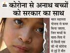 CM नीतीश कुमार ने किया ऐलान, बाल सहायता योजना से ऐसे बच्चों को 18 वर्ष तक मिलेगी सहायता|बिहार,Bihar - Dainik Bhaskar