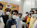 केंद्र की नरेंद्र मोदी सरकार के 2 साल पूरे करने के मौके पर भाजयुमो ने किया रक्तदान, 31 यूनिट ब्लड डोनेट किया|सवाई माधोपुर,Sawai Madhopur - Dainik Bhaskar