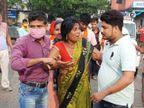 पूर्व के विवाद में चिमनी भट्टा के मैनेजर को मारी गोली, 1 घंटे के भीतर ही बदले के लिए दूसरे पक्ष के युवक पर फायरिंग बिहार,Bihar - Dainik Bhaskar