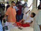 गोरखपुर में इंसेफेलाइटिस मॉडल पर होगा कोविड संक्रमितों का इलाज, शहर के अस्पताल में आने की नहीं पड़ेगी जरूरत|गोरखपुर,Gorakhpur - Dainik Bhaskar