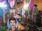 दुल्हन के घर बारात पहुंचते ही लड़कों ने की अंधाधुंध फायरिंग- एक की मौत; बाराती भाग गए, दूल्हा बचा|कानपुर,Kanpur - Dainik Bhaskar