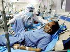कोरोना के मरीज ठीक हो रहे लेकिन ब्लैक फंगस का खतरा बढ़ा, मेडिकल कालेज में 80 के पार पहुंची मरीजों की संख्या|मेरठ,Meerut - Dainik Bhaskar
