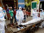 कानपुर के हैलट अस्पताल का मामला; स्वास्थ्य विभाग कहा- 500 मौतें हुईं, हैलट के पोर्टल पर महज 340 दर्ज|कानपुर,Kanpur - Dainik Bhaskar