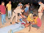 सांघी- बहुअकबरपुर में 2 को रंजिशन चाकू से गोदा, माजरा में अधरंग से अपाहिज को फरसे से काट डाला|रोहतक,Rohtak - Dainik Bhaskar