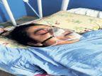 ब्लैक फंगस के मरीजों को रोज 5000 इंजेक्शन चाहिए...मिल रहे सिर्फ 1400|जयपुर,Jaipur - Dainik Bhaskar
