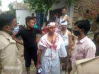 पड़ोसी के बिजली के तार को छत से हटाया तो घर में घुसकर लोहे की रॉड से किया हमला, 7 घायल- 11 आरोपी नामजद|वाराणसी,Varanasi - Dainik Bhaskar