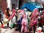 जलदाय विभाग के पास केवल दो दिन का पानी, सप्लाई करना है 6 दिन, आने वाले दिनों में और बिगड़ सकते हैं हालात|बीकानेर,Bikaner - Dainik Bhaskar