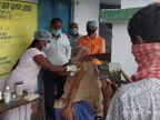 MMCH में अभी 54 संक्रमित मरीज भर्ती, अब 150 बेड खाली; DPM बोले- स्थिति नियंत्रण में है|गया,Gaya - Dainik Bhaskar
