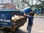 झांसी में 3 महीने से सफाई कर्मचारियों को नहीं मिला वेतन, संगठन ने नगर आयुक्त को सौंपा शिकायती पत्र; आंदोलन शुरू करने का अल्टीमेटम|झांसी,Jhansi - Dainik Bhaskar