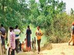 दोस्तों के साथ नहर में नहाने गया किशोर डूबा, परिजनों ने दोस्त पर लगाए हत्या के आरोप|कलानौर,Kalanaur - Dainik Bhaskar