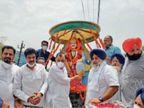 सुखबीर बादल ने सुनील जाखड़ को 2022 का चुनाव अबोहर से लड़ने की दी चुनौती|अबोहर,Abohar - Dainik Bhaskar
