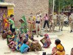 सीतापुर में रास्ते को लेकर दो गुट भिड़े, फायरिंग में एक युवक की मौत, 6 से ज्यादा लोग घायल लखनऊ,Lucknow - Dainik Bhaskar