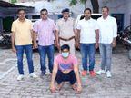 गाली देने पर की थी ट्रक चालक की हत्या, CCTV से राज खुलने के बाद पुलिस ने चारों आरोपियों को किया गिरफ्तार|पानीपत,Panipat - Dainik Bhaskar